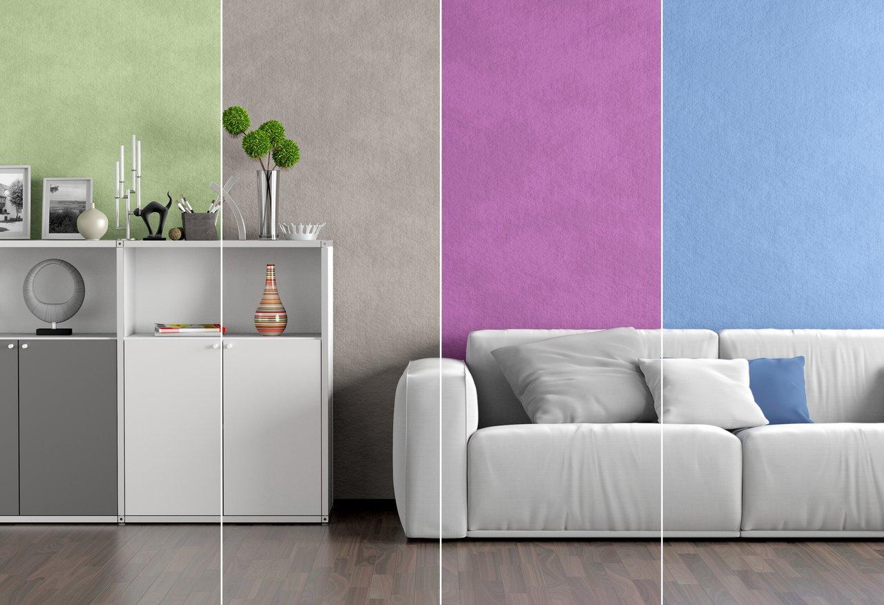 Farben An Der Wand Für Jede Stimmung Den Richtigen Ton